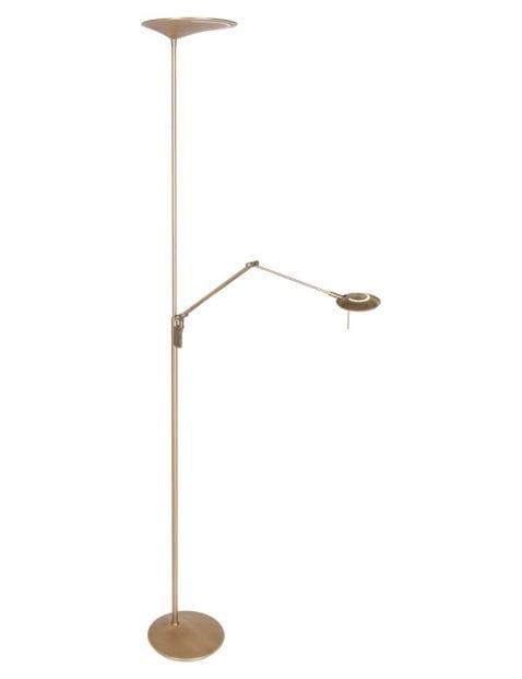 bronzen-uplight-met-leeslamp-2107BR-10