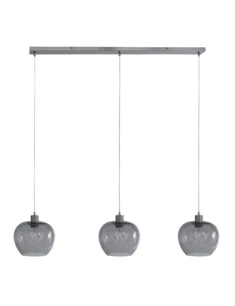 moderne-drielichts-hanglamp-rookglas-1898ST-11