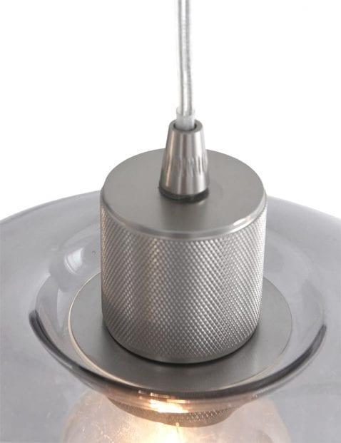 moderne-drielichts-hanglamp-rookglas-1898ST-5