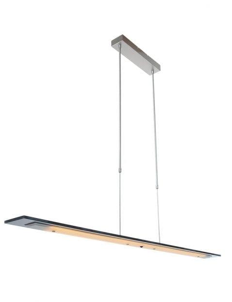 moderne glasplaat lamp rookglas-1726ST