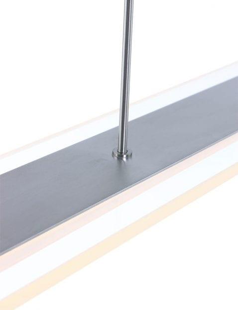 moderne-glasplaat-lamp-staal-1727ST-11