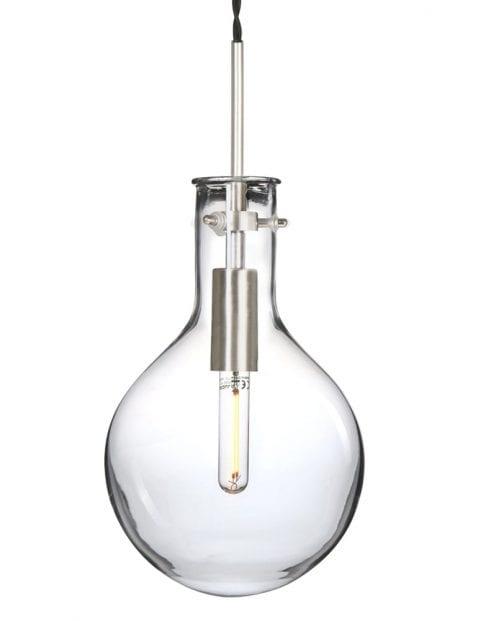 pendellamp glazen lichtbron-1891ST