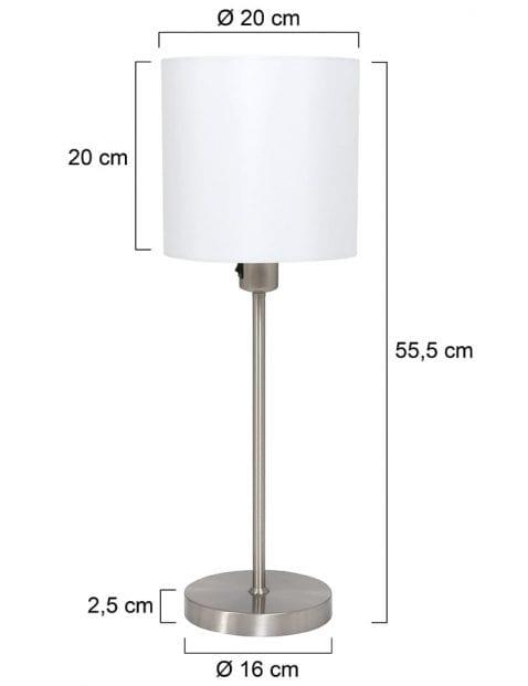 tafellampje-met-witte-ronde-kap-1563ST-7