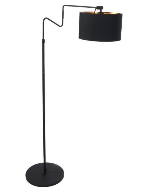 zwarte-industriele-vloerlamp-met-kap-2132ZW-1