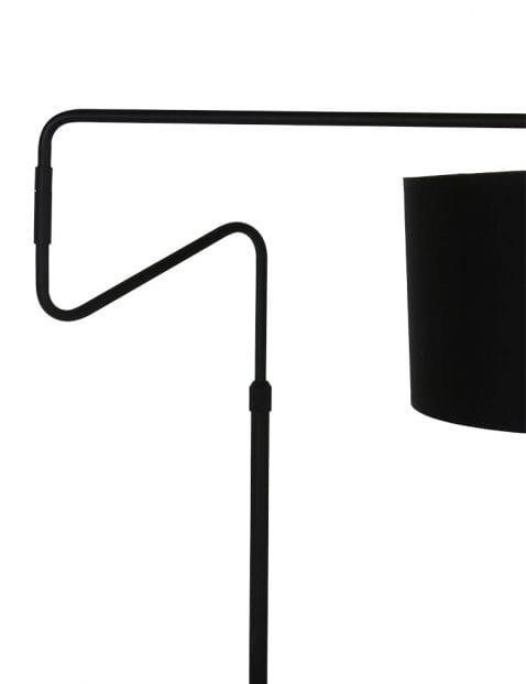 zwarte-industriele-vloerlamp-met-kap-2132ZW-11