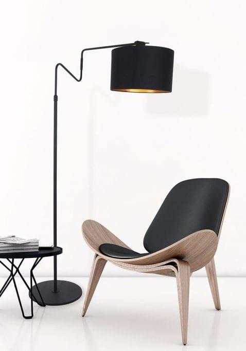 zwarte-industriele-vloerlamp-met-kap-2132ZW-2