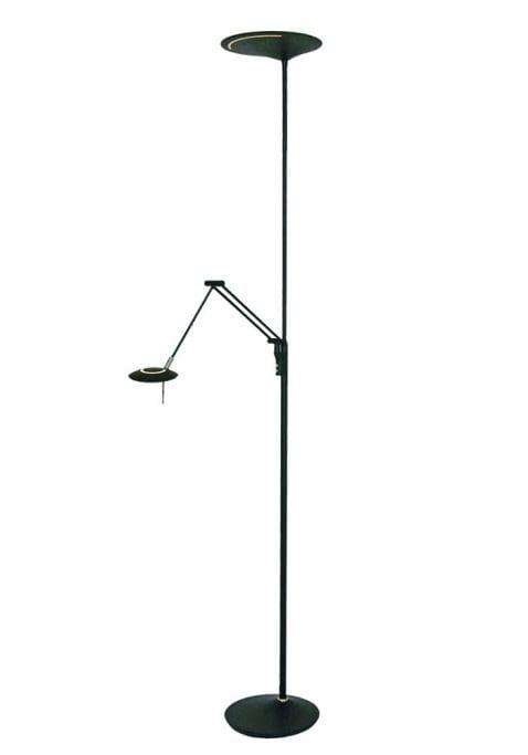 zwarte-uplight-met-leeslamp-2107ZW-1