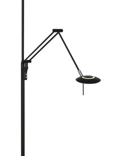 zwarte-uplight-met-leeslamp-2107ZW-16