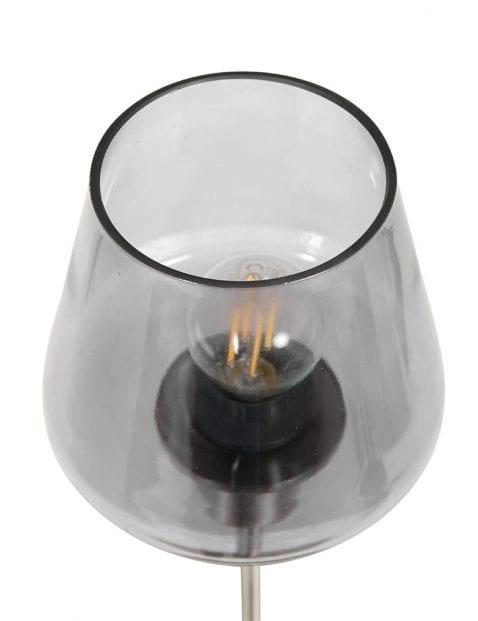 design-tafellamp-met-rookglas-kap-2424ST-5