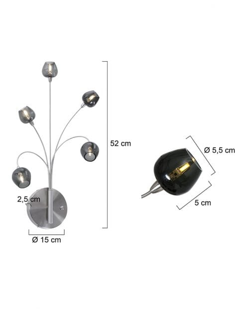 meerlichts-speelse-wandlamp-zwart-9223ST-7