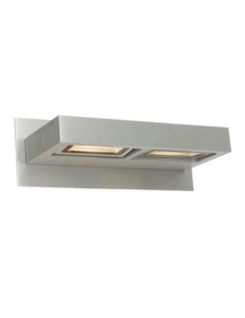 rechthoekige tweelichts wandlamp-7325ST