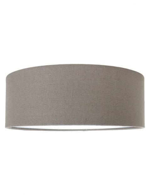 ronde grote bruine lampenkap-K7827GS