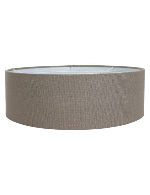 ronde kleine bruine lampenkap-K7828GS