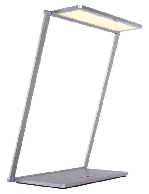 Opvouwbare bureaulamp Steinhauer Serenade LED staal