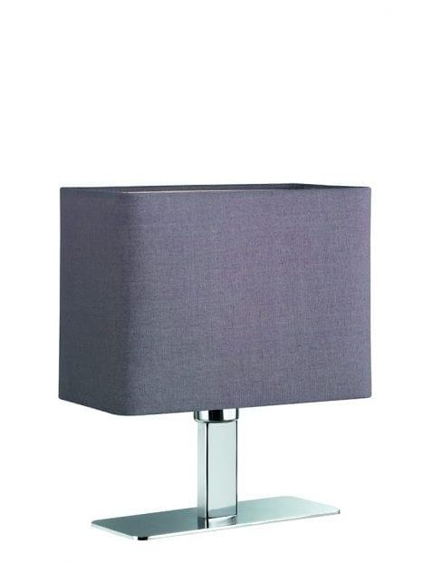 Moderne nachtkastlamp Reality Ming grijs