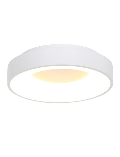 Grote moderne plafondlamp LED Steinhauer Ceiling and Wall wit