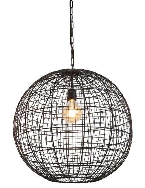 2850ZW-Draad hanglamp bol