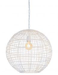 2851W-Ronde kooi hanglamp