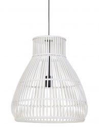 2871W-Houten draadlamp