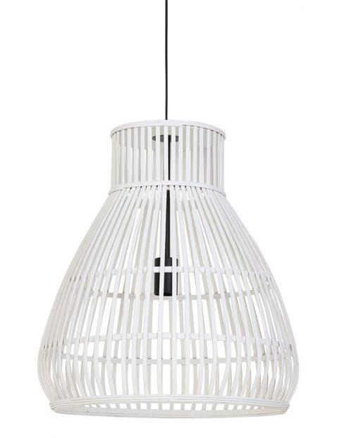 2868W-Houten draadlamp
