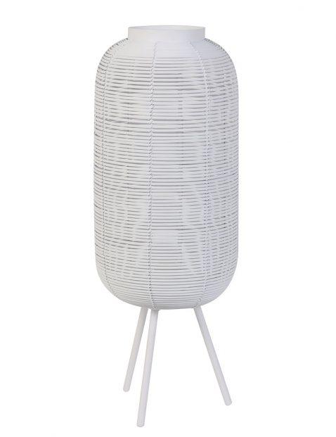 Tafellamp rotan-2907W