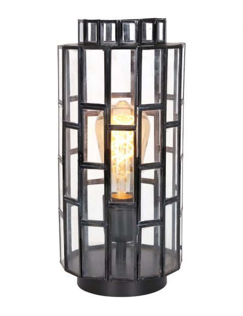 Windlicht tafellamp-2909ZW
