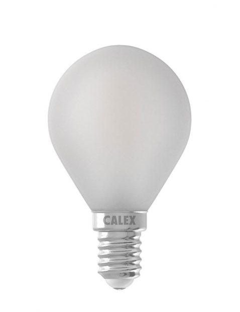 Dimbare matte LED lichtbron E14 3