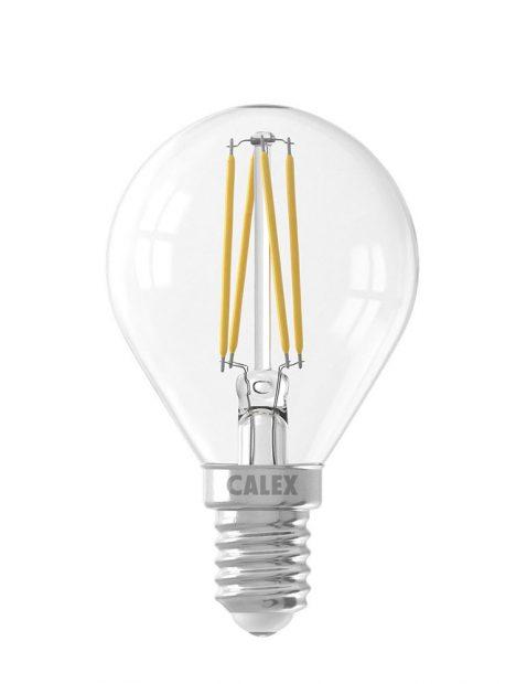 Dimbare filament LED lichtbron E14 3