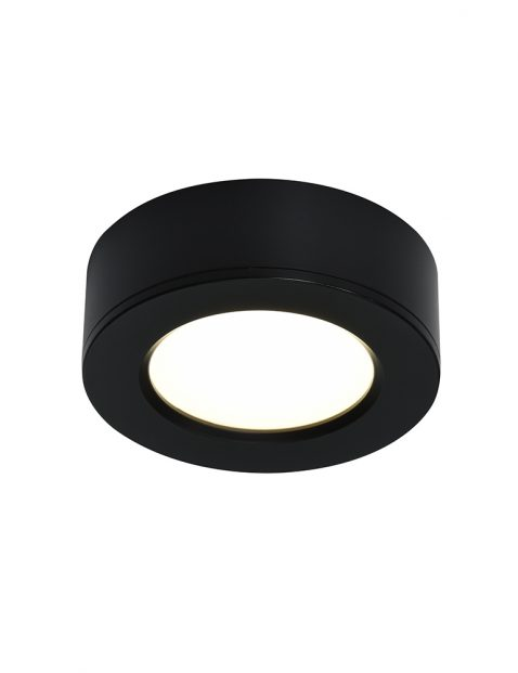 LED inbouwspot Nordlux Kitchenio zwart