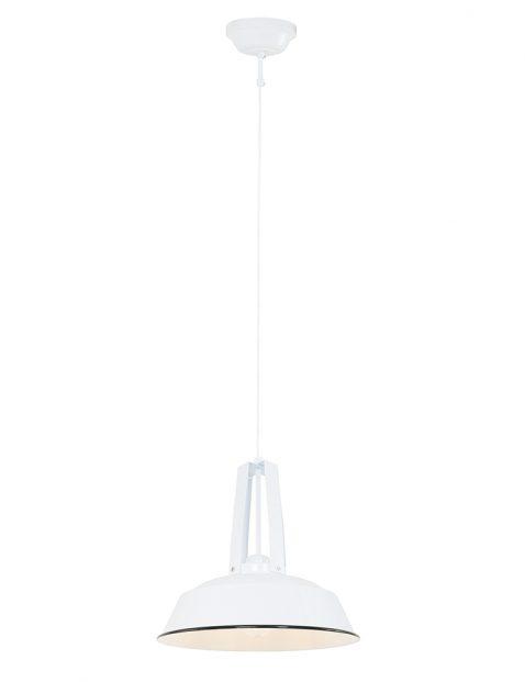 industriele witte hanglamp-7704W