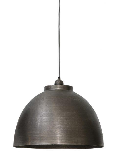1991ZW-Stoere ruwe hanglamp