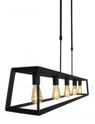 Frame hanglamp zwart