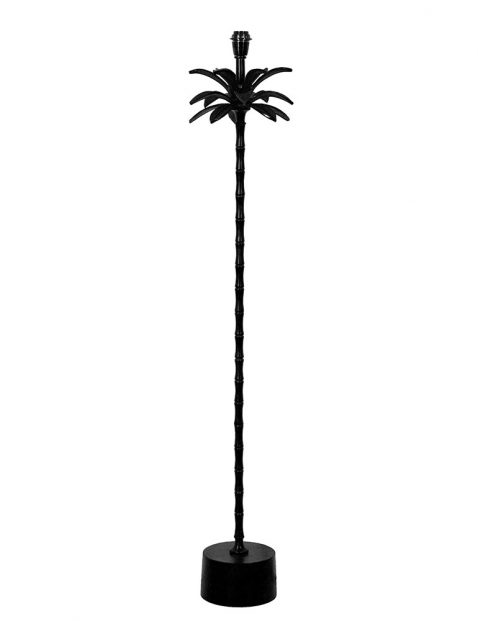 2890ZW-Palmboom vloerlamp voet