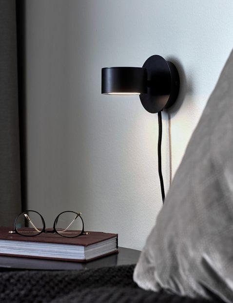 Ronde design LED wandlamp-3007ZW