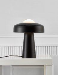 Metalen paddenstoel tafellamp-3010ZW