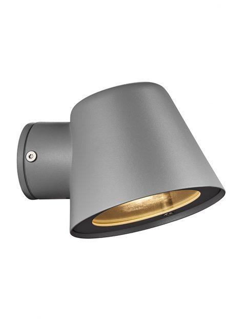 Tapslopende buiten wandlamp-3044GR