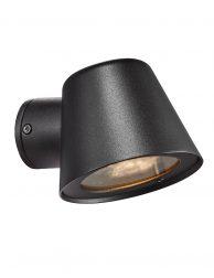 Metalen buiten wandlamp-3044ZW