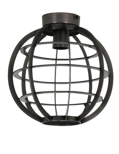 Kooilamp aan plafond-