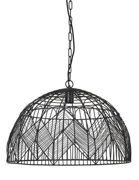 Draadlamp met patroon-