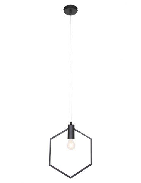 Hexagon hanglamp-