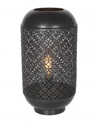 Metalen Arabische lantaarn-