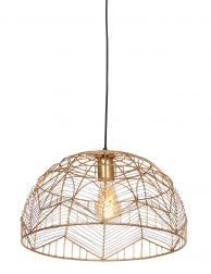Draad hanglamp zigzag-