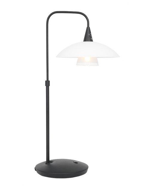 Tafellamp met schoteltje-2657ZW