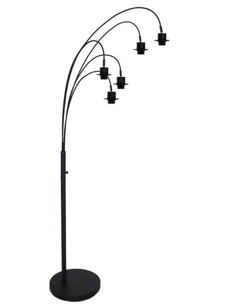 Vijflichts booglamp armatuur-2676ZW