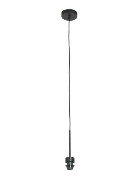 Pendel hanglamp zwart - 3602ZW