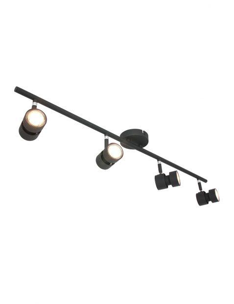 Vierlichts plafond LED spots-7904ZW