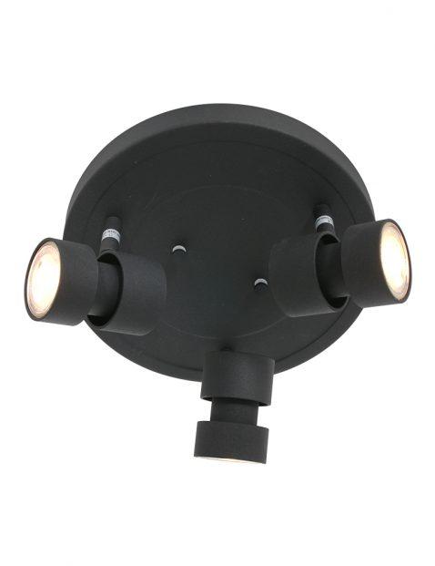 Ronde drielichts LED plafondspots-7905ZW