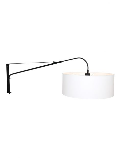 Moderne zwarte booglamp-9321ZW