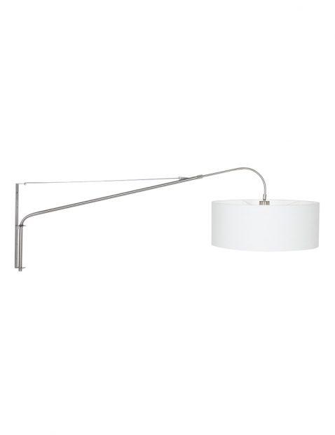 Stalen wandbooglamp-9328ST