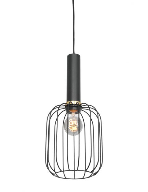 Moderne smalle draad hanglamp-3069ZW